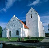 Ravlunda kyrka, Skåne