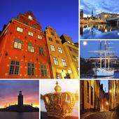 Stockholm-kollage