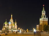 The Red Square. Moscow. Russia.