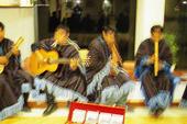 Indianmusikanter, Peru