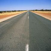 Landsväg, Namibia