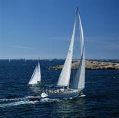 Segelbåtar, Bohuslän