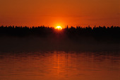 Midnattsol, Norrbotten