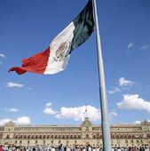 Nationalpalatset i Mexico City, Mexico
