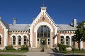 Hudiksvalls järnvägsstation, Hälsingland