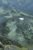 Sprickvulkan, Island