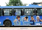Buss i Beijing, Kina
