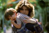 Mor och son