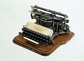 Äldre skrivmaskin