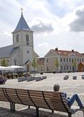 Stortorget i Kungsbacka, Halland