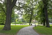 Vasaparken i Västerås, Västmanland