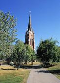 Luleå kyrka, Norrbotten