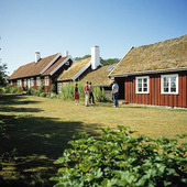 Vessingebro bygdegård, Halland