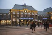 Centralstation i Göteborg