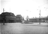 Drottningtorget i Göteborg, 1915