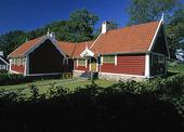 Kyrkstugor vid Tjolöholm, Halland
