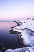 Vinter vid havet