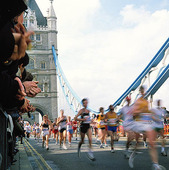 Maraton i London, Storbritannien