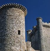 Castle of Torija, Spanien