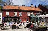 Cafe i Örebro, Närke