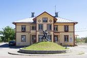 Järvsö järnvägsstation och turisbyrå, Hälsingland