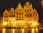 Grand palace i Bryssel, Belgien