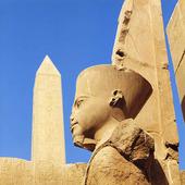 Karnak templet,  Egypten