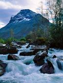 Skarfjället i Innerdalen, Norge