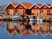 Sjöbodar i Bohuslän