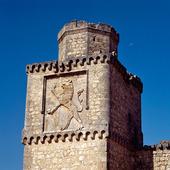 Castle of Barcience, Spanien