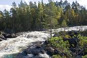 Hylströmmen, Voxnan, i Hälsingland