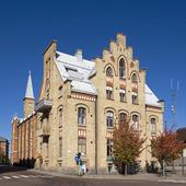 Sjömanskyrkan i Gävle (Musikhuset), Gästrikland