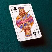 Klöver kung