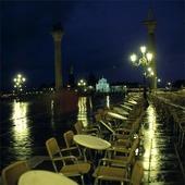 Piazzettan i Venedig, Italien