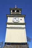 Klockstapeln på Strömsbergs bruk, Uppland