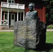 Gustaf Fröding staty, Värmland