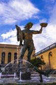 Statyn Posidon på Götaplatsen, Göteborg