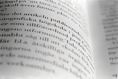 Text i bok
