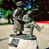 Skulptur i Strömstad, Bohuslän