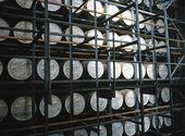 Whiskeyfat på lagring, Irland