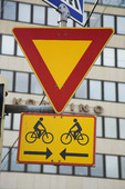 Trafikskyltar i Finland