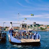 Färja till Marstrand, Bohuslän