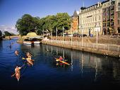 Kanal i Malmö