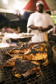 Mat på Tobago