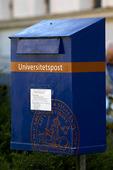 Postlåda på Universitetet i Lund, Skå
