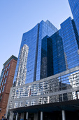 Intercontinental hotel I Boston, USA