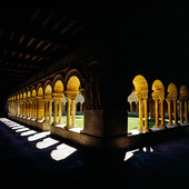 Klostret Santo Dumingo de Silos, Spanien