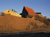 Varbergs fästning, Halland