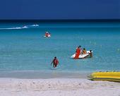 Badstrand, Cuba