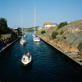 Sotenkanalen, Bohuslän